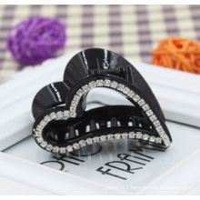 High Quality Black Heart Diamonds Claw (XHJ14317)